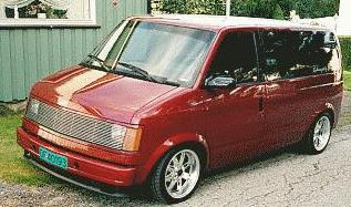 mmmm mini van